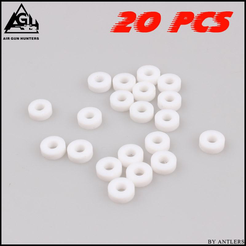 Paintball PCP High Pressure PE M10 O-Ring Gasket Air Seal Sealing for Mini Gauge pcp hand pump female connector 20PCS