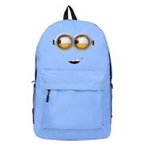 Hot Minions Kids School Backpack