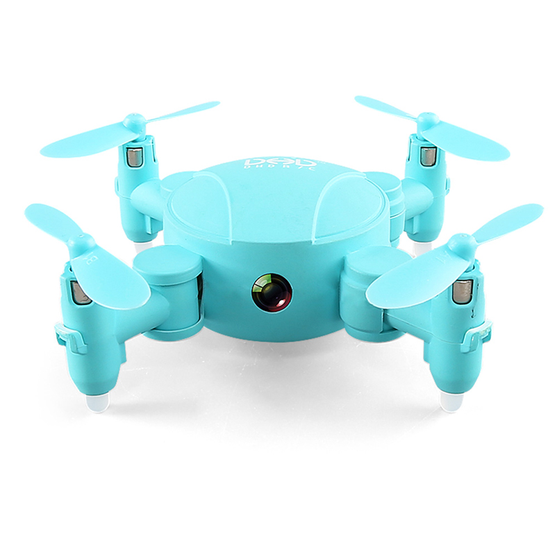 Newest JJRC DHD D4 Mini Pocket Drone WIFI FPV with 720P Camera Altitude Modual Foldable RC Drone Quadcopter Accessories newest apple shape foldable wifi fpv rc drone rc130 2 4g apple quadcopter with 6axis gryo with 720p wifi hd camera rc drones