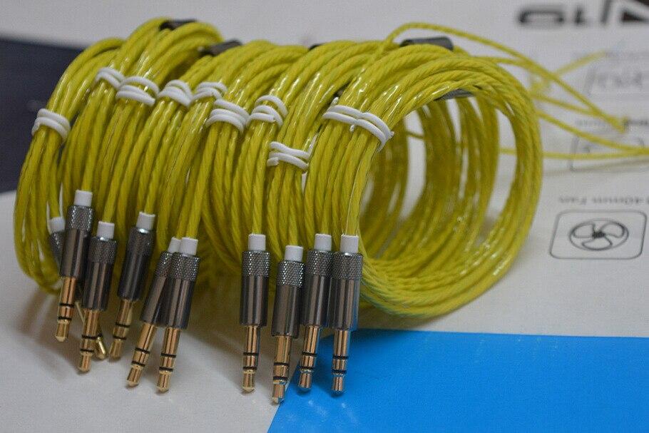 diy earphone wire 10pcs
