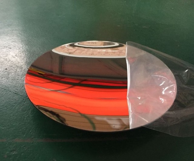 1PC 80 100cm Large Plastic Acrylic Parabolic Concave Retroreflector Focus UV Protection Sturdy Durable Experimental Mirror