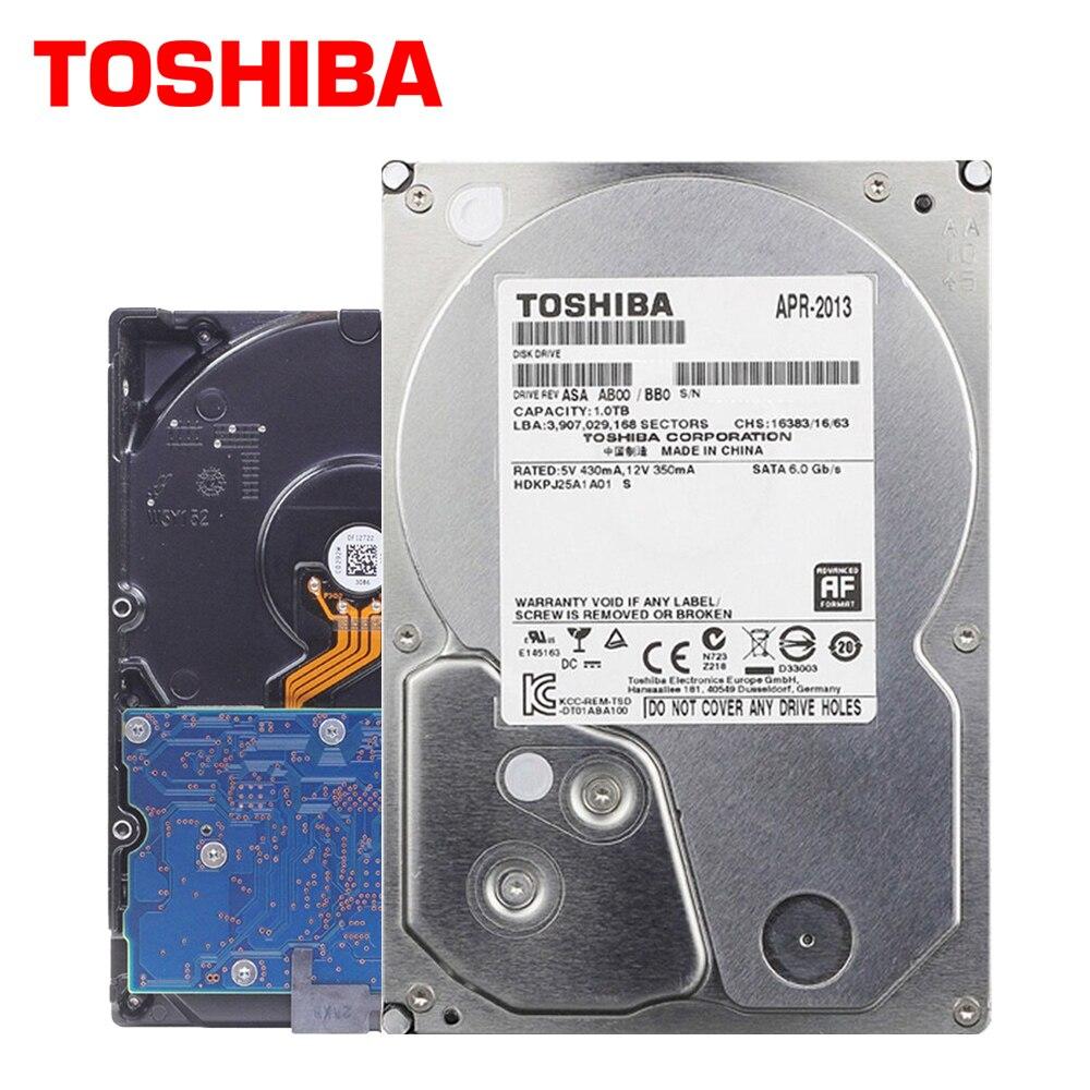 TOSHIBA vidéo Surveillance HDD 3.5