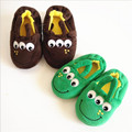 Children's indoor cotton slippers / cute cartoon plush slippers for kids, girls slippers and Boys Home Shoes pantoufle enfant