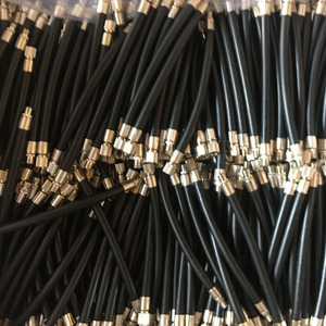 extended nozzle pump hose for