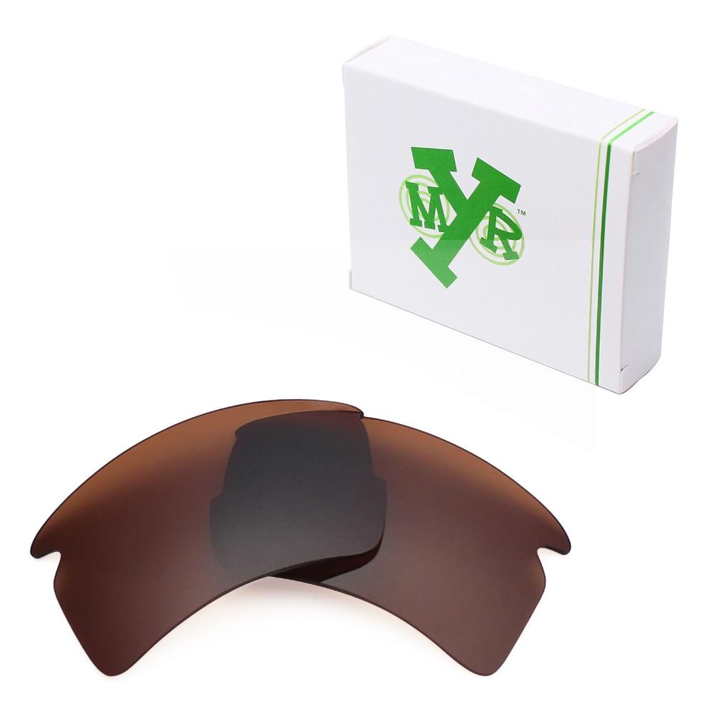 Mryok POLARISÉES verres de Remplacement pour Oakley Flak 2.0 XL lunettes de  Soleil Bronze Brun e9728dbf5888