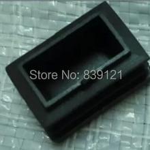20*30 square tube plug plastic plug pipe plug pipe plug stainless steel pipe plug and Guan Dutou