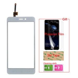 Image 1 - شاشة لمس للهاتف المحمول من TouchGlass لشاومي ريدمي 4X/ريدمي نوت 2 نوت 3 نوت 5A 4A شاشة لمس زجاج محول رقمي لوحة مستشعر
