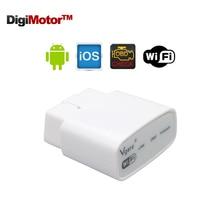 Первоначально Vgate икар Wifi ELM327 OBD 2 ELM 327 OBD2 V2.1 Автомобилей Неисправностей Code Reader Сканер Автомобильная Для iPhone Android ПК