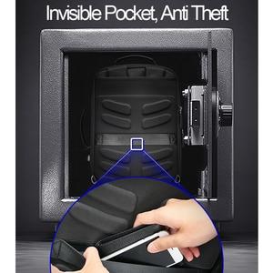 Image 4 - BOPAI Vergrößern Anti diebstahl Laptop Rucksack USB Externe Lade 16 Zoll Multifunktions Rucksack Tasche Reisetasche Männer Schule Jugendliche
