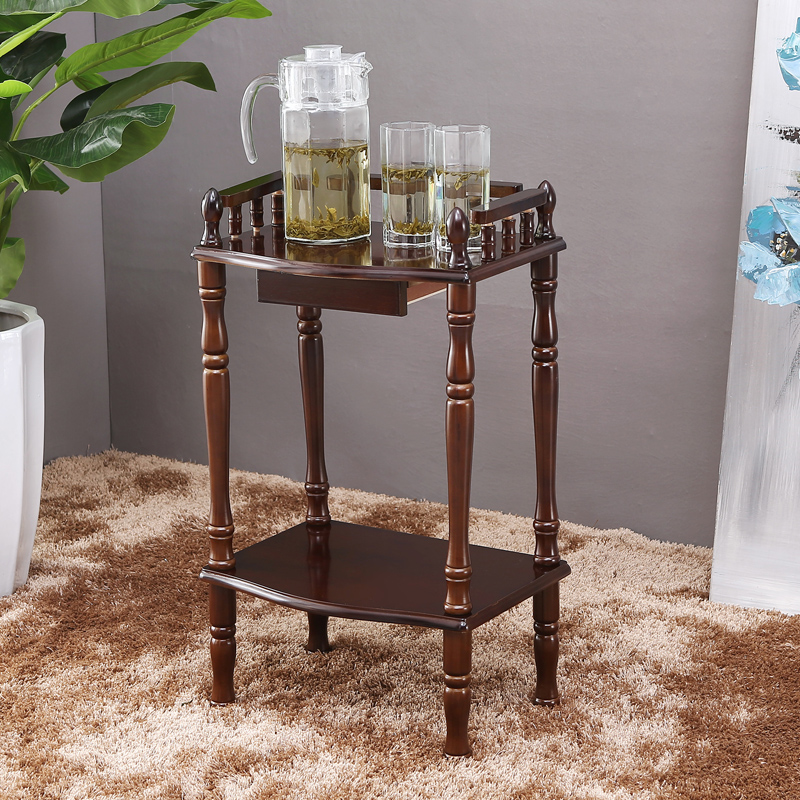 Astounding Us 78 86 23 Off Round Small Coffee Table Sofa Simple Chess Room Small Table Solid Wood Phone Rack In Coffee Tables From Furniture On Aliexpress Com Ncnpc Chair Design For Home Ncnpcorg