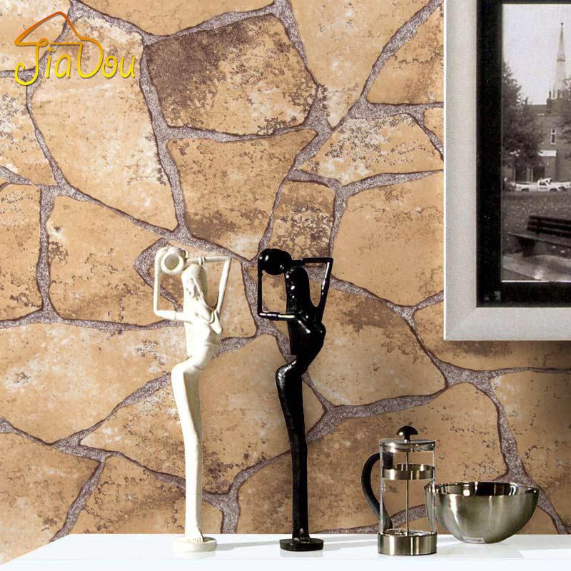 clsico de la vendimia mosaico de ladrillo piedra roca d saln dormitorio decoracin