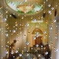 8 м Хрустальная бусина  занавеска для дома  декоративная перегородка  ремонт  праздничное модное свадебное украшение  занавески
