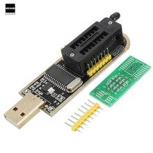Новое Прибытие USB Программатор CH341A Горелки Серии Чип 24 EEPROM Writer 25 SPI Flash BIOS НОВЫЙ Электронный Модуль Доска