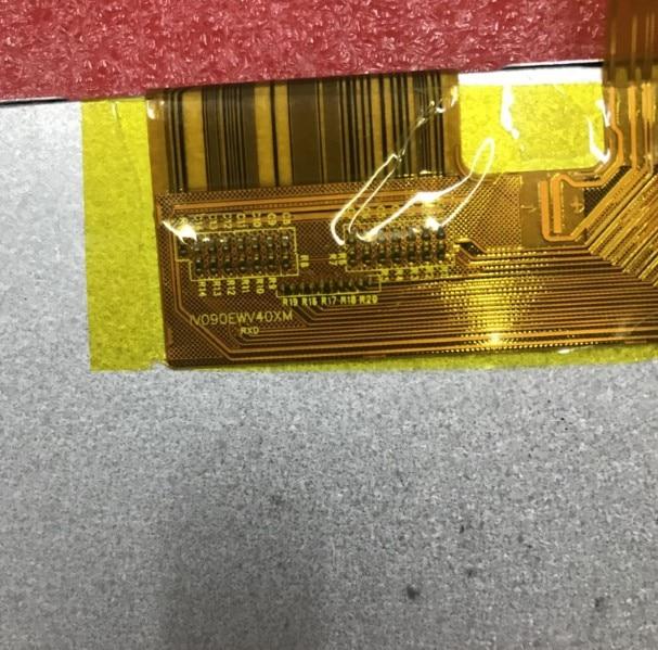 Écran d'affichage à cristaux liquides IV090EWV40XM d'affichage à cristaux liquides de 9 pouces