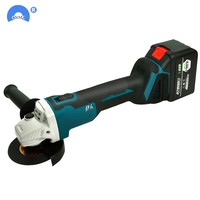 Angle Grinder with Lithium Battery Angular Power Tool cordless Cutting and grinding Machine