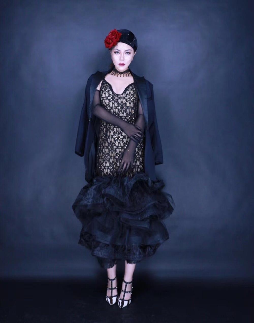 Qian Han Zi Autumn Winter Runway Suit sets Women Long Sleeve Hooded Sweater Top Pattern Print
