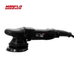 Auto Polierer Automotive Polieren Maschine Exzentrizität 15/21MM Dual Action Polieren Waxing Werkzeuge 6 Geschwindigkeit Marflo