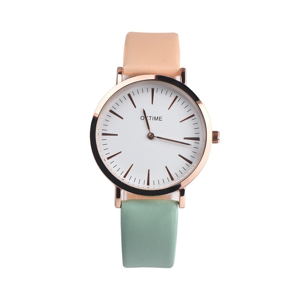 Otoky Willby Fashion Sternen Uhr Frauen Männer Pailletten Mond Uhr Hände Faux Leder Quarz Armbanduhr 161212 Drop Verschiffen Preisnachlass Damenuhren