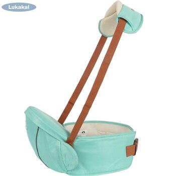 Dziecko HipSeat przewoźnika z paskiem na ramię oddychające niemowlę fotelik dziecięcy chusta do noszenia dzieci talii stołek chusta do noszenia dzieci trzymać pas biodrowy plecak