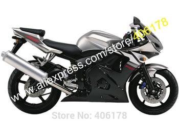 Custom fairing for YZF R6 2003 2004 YZFR6 03 04 YZF600R motorcycle bodywork fairings (Injection molding)