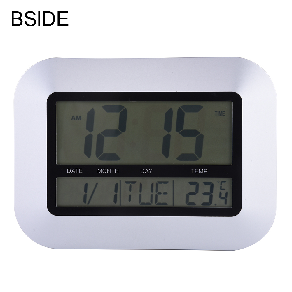 Wireless Thermometer Hygrometer Touch Screen Weather Station Indoor Outdoor Probe Temperature Humidity Tester Meter Clock Alarm