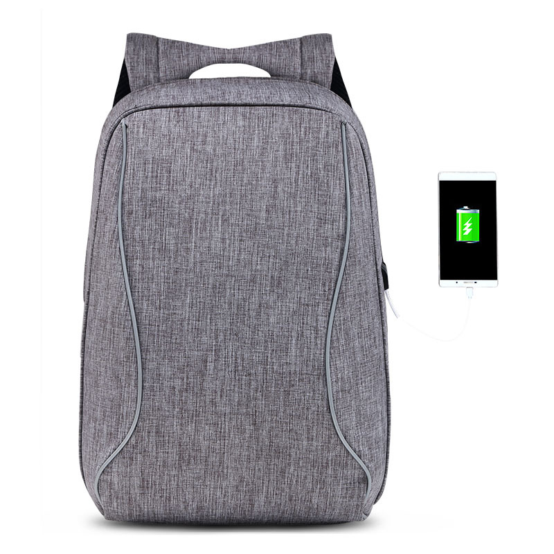 Tagdot bobby Anti-theft Backpack Laptop Backpack 15.6 inch Anti-theft travel Usb device Bagpack Casual fashion 2018 Men bag anti theft oxford casual laptop backpack female and men backpack with usb charge waterproof travel bag computer bag bagpack 2018