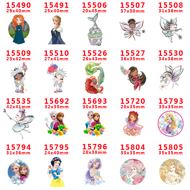 New Arrival 30pcs/lot Free Shipping Resin Flatback For Hair Bows Snack Planar Resin Crafts For DIY Phone Decorations PR15490