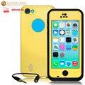 Оригинальный Для iphone 5c Водонепроницаемый Case 6.6ft Подводные ip68 жизни гидроудар Dirt доказательство Защитная Крышка для iPhone 5c 4.0 дюймовый