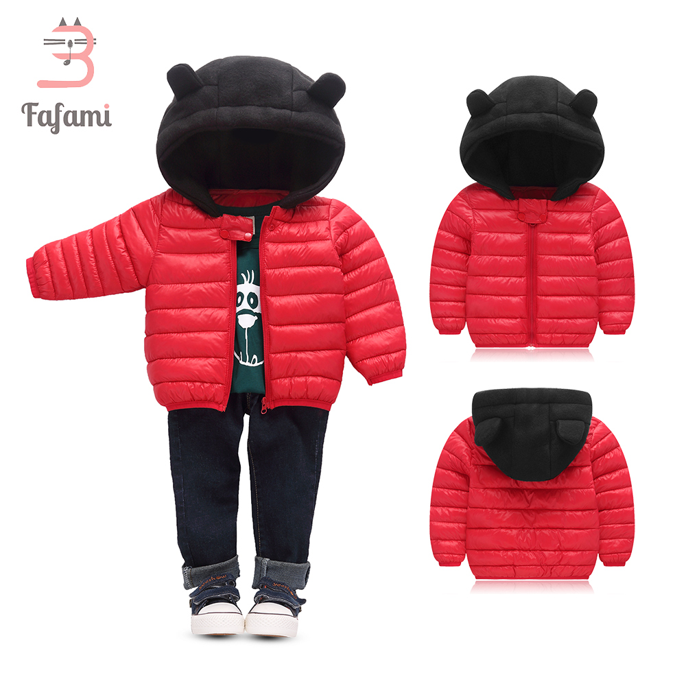 4ee0fd83c Detail Feedback Questions about 2018 winter Baby Hooded Snow Wear ...