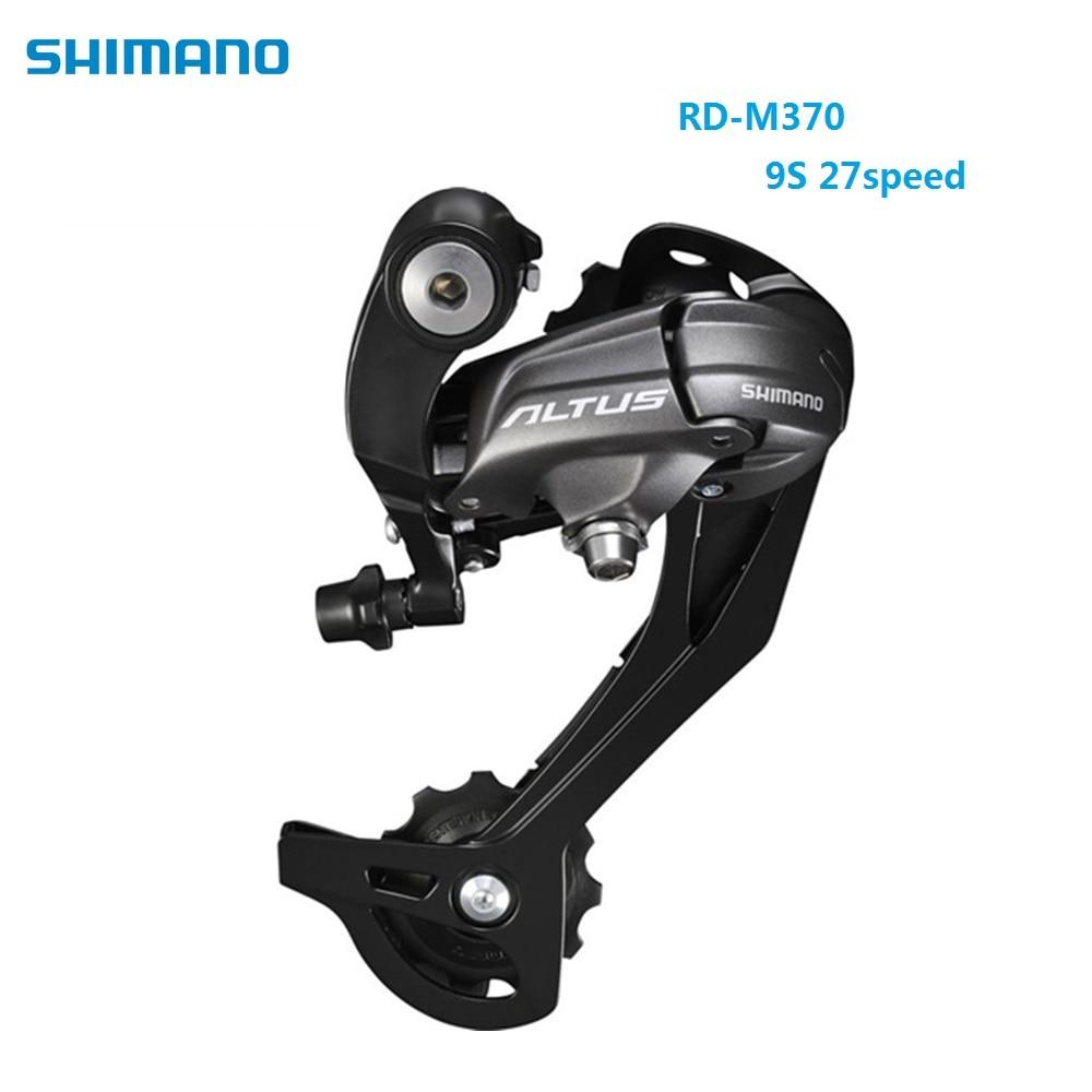 Hot Sale High Quality 9 Speed Bicycle Rear Derailleur Shimano A Ltus Chain Hg 73 Rd M370 27speed Derailleurs Goods