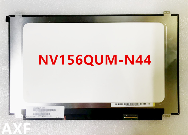 NV156QUM-N44 NV156QUM N44 IPS Marix for Laptop 156 3840X2160 Glossy 40Pin LCD Display LED Screen