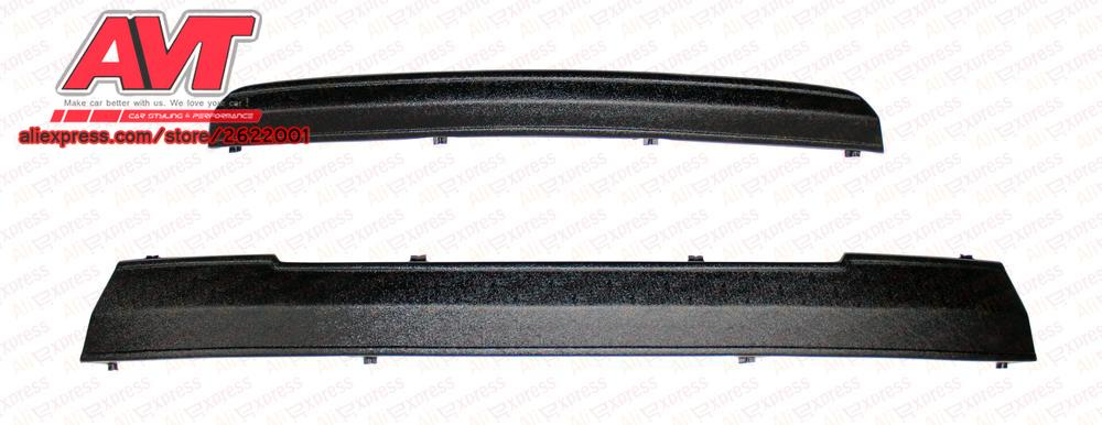 Winter radiator and front bumper caps for Lada Granta 2015- car styling decoration protection bumper canines molding