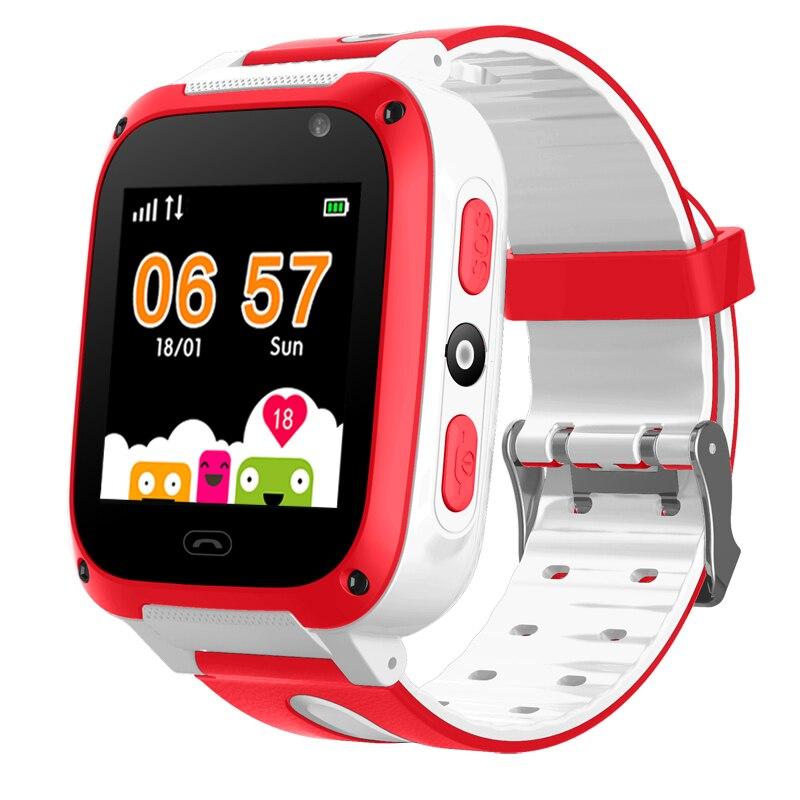 BANGWEI Enfants Montre Smart Watch Numérique Bébé Smart Montre SOS D'urgence Aider LBS Positionnement Tracker Carte Batterie de Grande Capacité