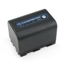 MELASTA 7 2V 3000mah Li Ion Battery For Sony NP QM70 NP QM71D NP FM50 NP
