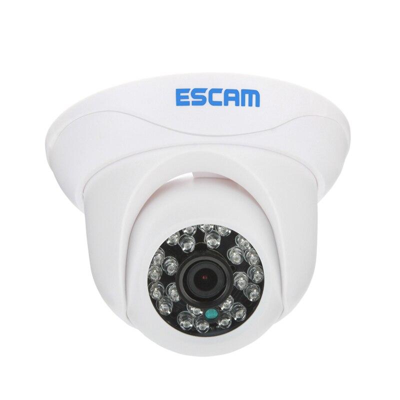 ESCAM Newest 720P HD IP Camera WI-FI Outdoor P2P Wireless Home Security Camera IR Night Vision Indoor Surveillance Camera