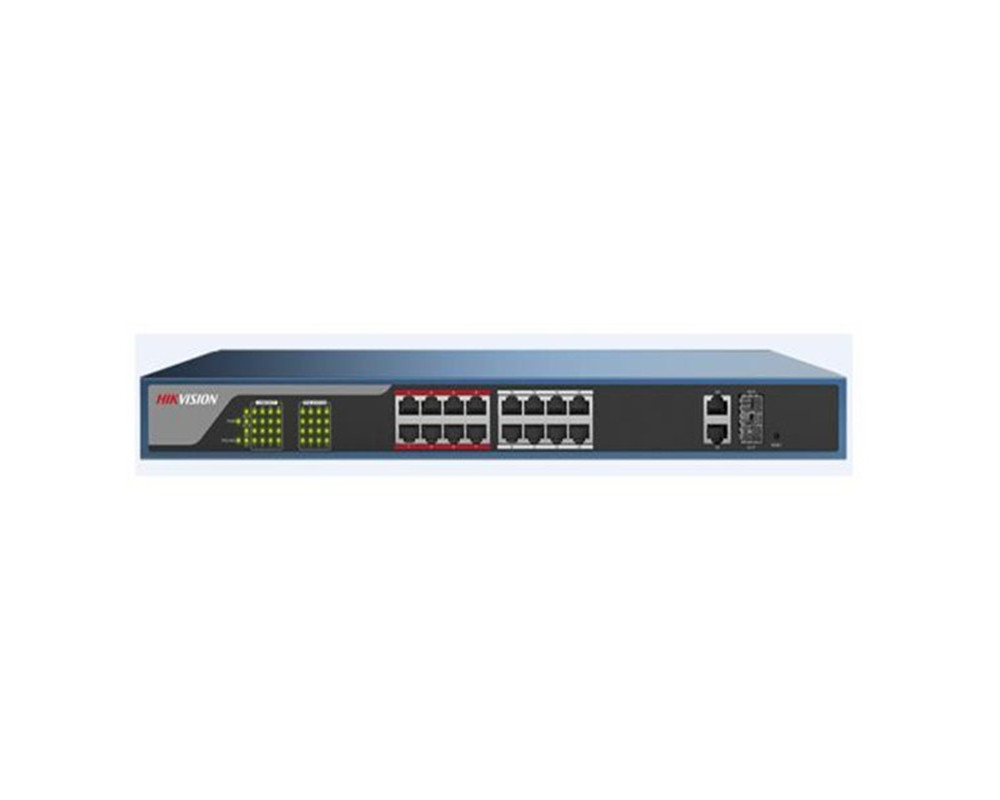 Image 2 - Hikvison 4 Port 8 Port 16 Port 24 Port PoE Switch DS 3E0105P E DS 3E0109P E DS 3E0318P E DS 3E0326P E 250m Transmission distance-in Transmission & Cables from Security & Protection