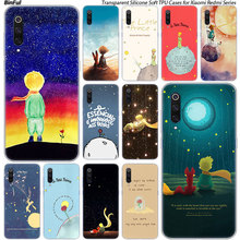 The Little Prince Silicone Case For Xiaomi Pocophon