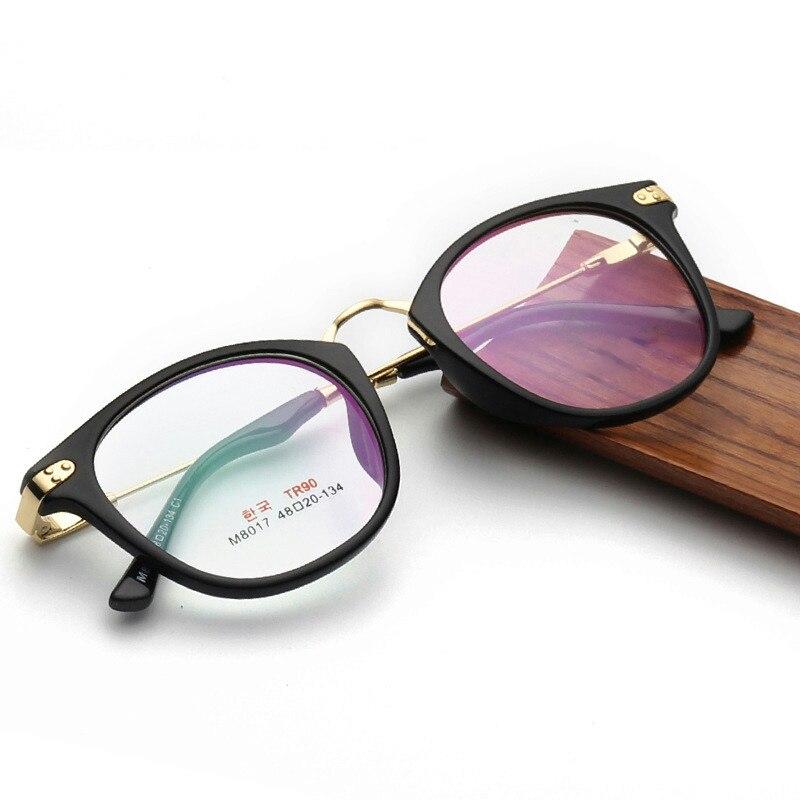 Модные очки с линзами