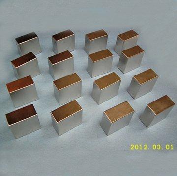 N35 block  magnet
