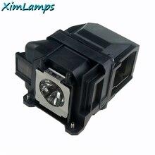Reemplazo de la lámpara del proyector para epson elplp78 eb-955w 965 s18 sxw03 sxw18 w18 w22 powerlite 1222 powerlite 1262 w powerlite 1263 w