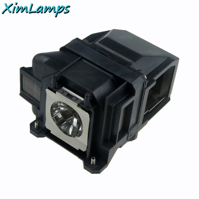 Elplp78 lâmpada do projetor de substituição para epson eb-955w 965 s18 sxw03 sxw18 w22 powerlite 1222 powerlite 1262 w powerlite w18 1263 w