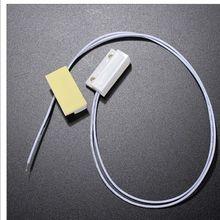 10 шт. mc-38 проводной двери окна Сенсор магнитный выключатель сигнализации Главная Системы детектор