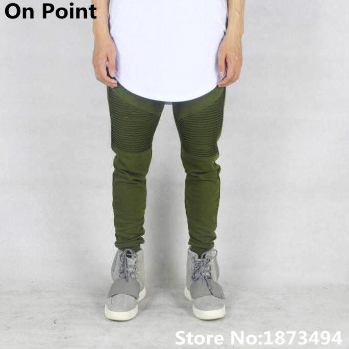 army green pants men - Pi Pants