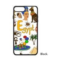 Portugal Mexico Germany Haiti Egypt Thailand Pattern Landmark Love Phone Case For IPhone X 7 8