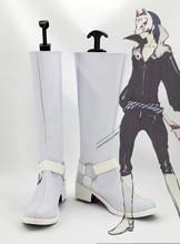 New PERSONA 5 Yusuke Kitagawa Cosplay Boots Anime Shoes Custom Made стоимость