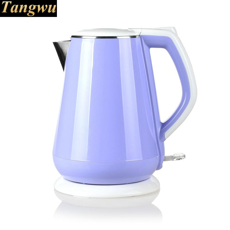 Electric kettle boiling pot cooking food grade 304 stainless steel electric kettle boiling pot food grade 304 stainless steel large capacity