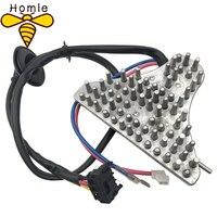 Homie For Mercedes W124 Heater Fan Blower Motor Regulator Unit 124 820 27 10 / 1248202710