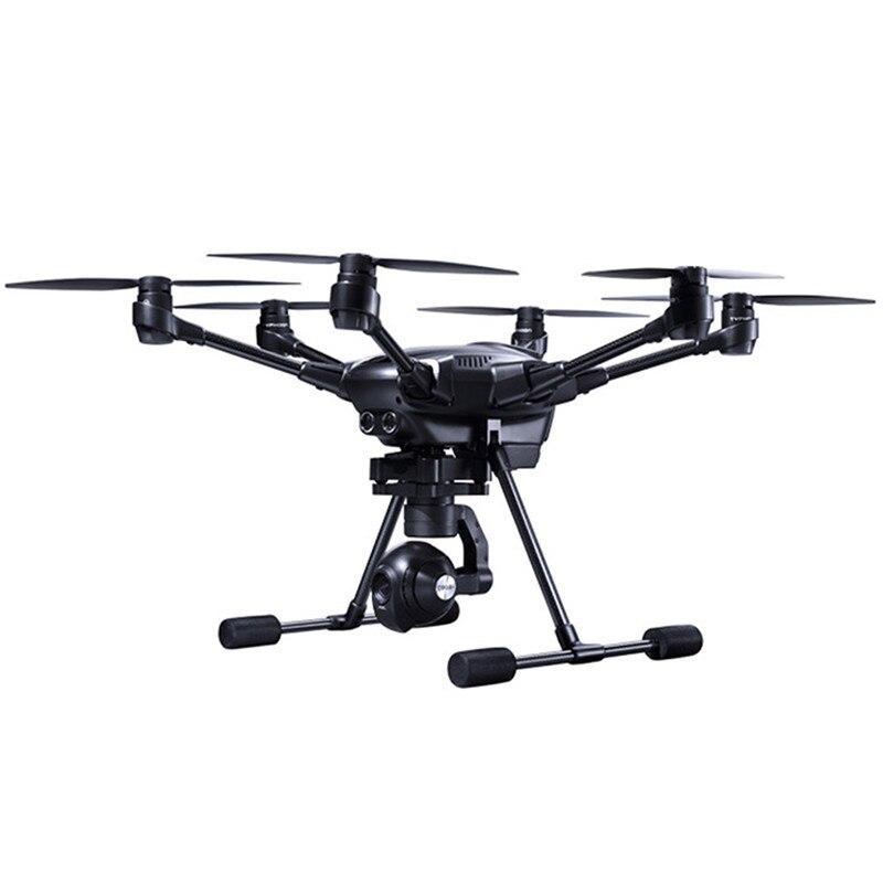 Caméra d'origine yunece Typhoon H480 Drone HD caméras 4K RC Wifi quadrirotor RTF 3 axes 360 cardan