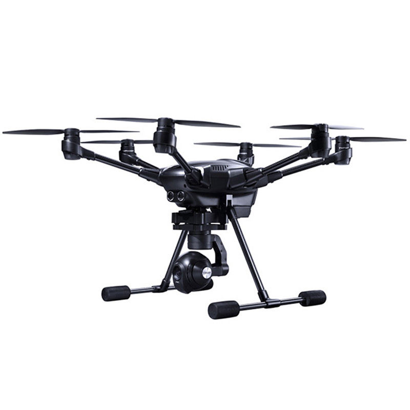 Original Yuneec Typhoon H480 Camera Drone HD Cameras 4K RC Wifi Quadcopter RTF 3-Axis 360 Gimbal
