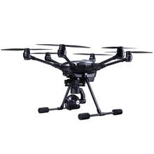 Yuneec Dron con cámara Typhoon H480, Original, cámaras HD, 4K, RC, Wifi, Quadcopter, RTF, 3 ejes, cardán 360